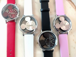 Disney inspired eye candy--Watches!