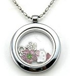 Little Story Locket-Plain