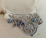 Adjustable Bracelet-Find Joy in the Journey