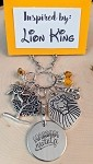 2020 NEW!  Disney inspired necklace  **Lion King-Hakuna Matata**