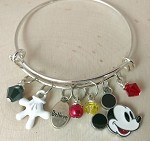 Disney inspired bracelet  **Mickey**