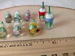 Trinkets inspired by Starbucks--Frappaccino